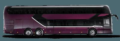 Заказ автобуса на 70-75 мест