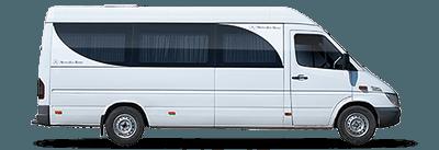 Заказ микроавтобуса на 16 мест
