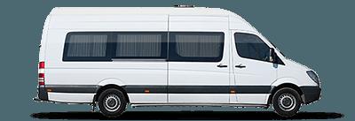 Заказ микроавтобуса на 20 мест